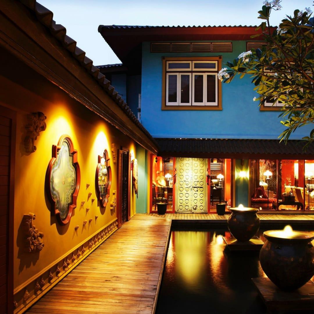 oasis spa ở ayutthaya