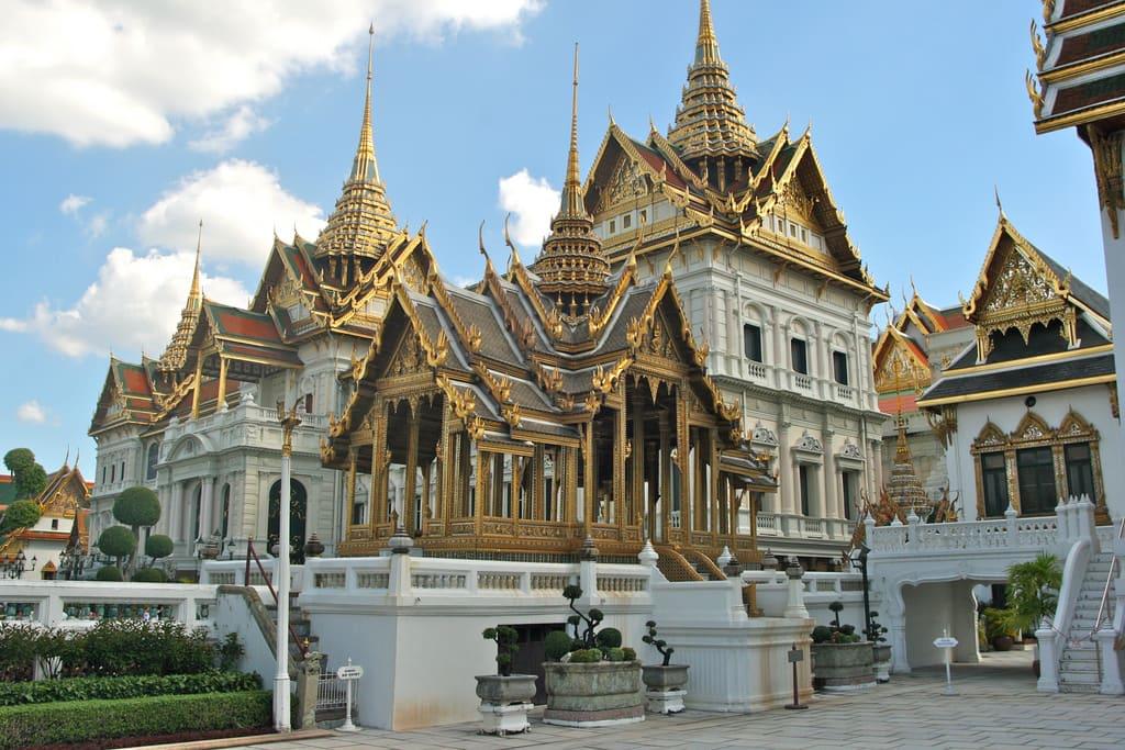cung điện hoàng gia tại ayutthaya