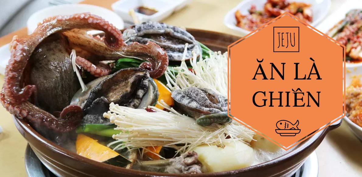 5 Món Ăn Ngon Nhất Định Phải Thử Ở Đảo Jeju 1