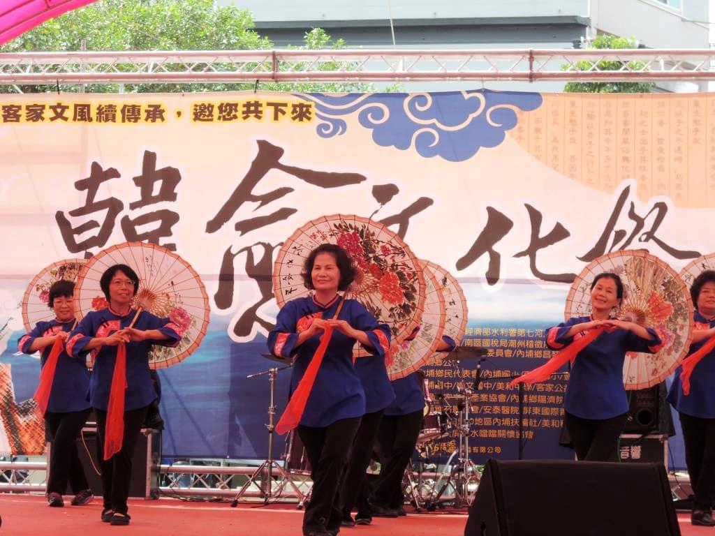 lễ hội của người khách gia tại đền changli