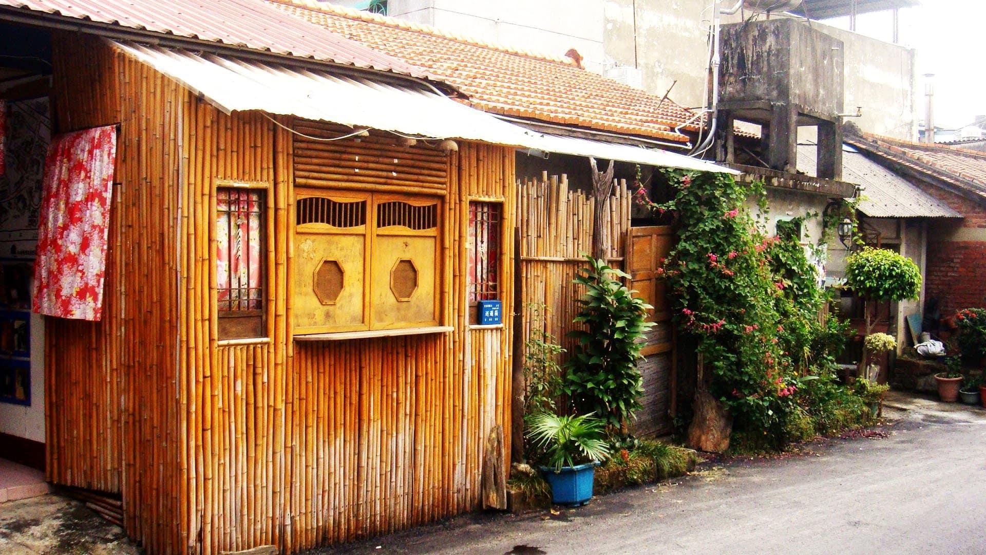 nhà tại phố cổ beipu