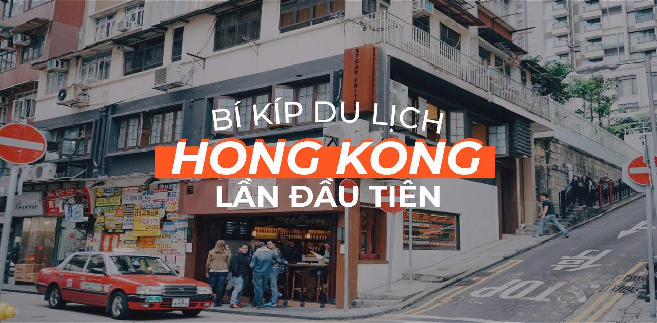 Vi Vu Hong Kong Thật Tiết Kiệm Với Bí kíp Của Travel Blogger Nổi Tiếng Kunbee.journey 1
