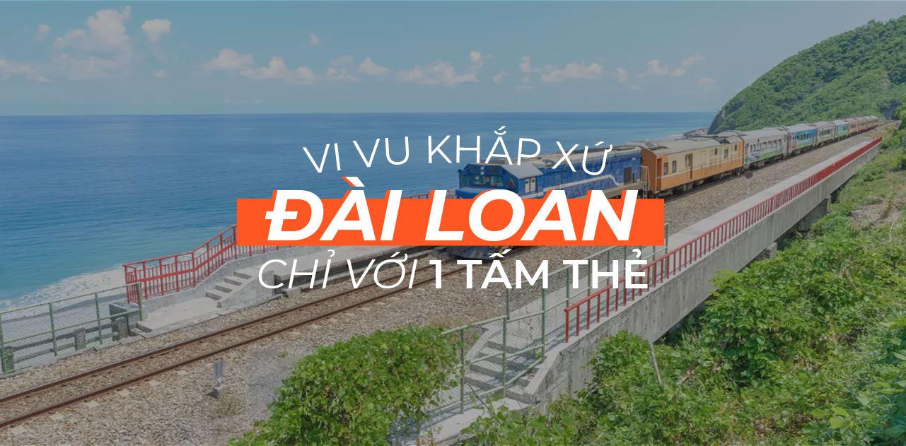 Taiwan Rail Pass: Tất tần tật các tấm vé thông hành đi lại ở Đài Loan bạn cần biết 1