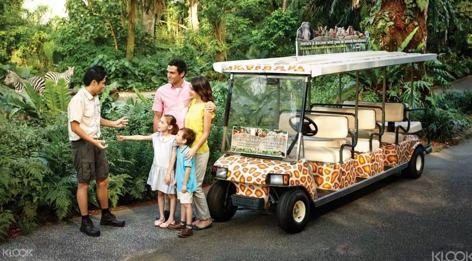 sở thú singapore zoo