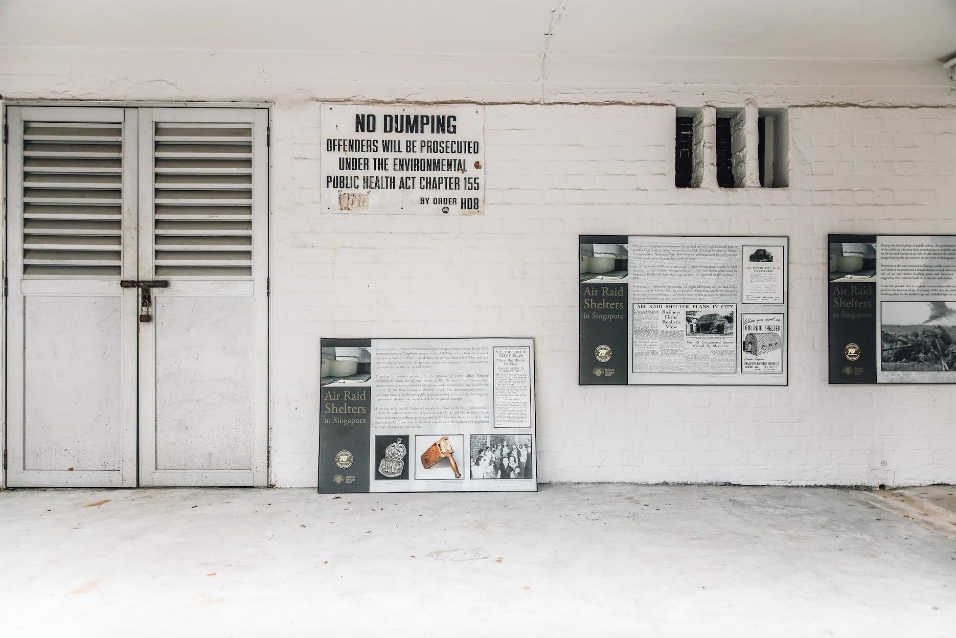 air raid shelter singapore