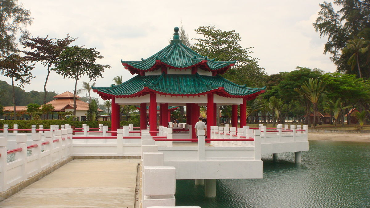 đền ga bo gong singapore