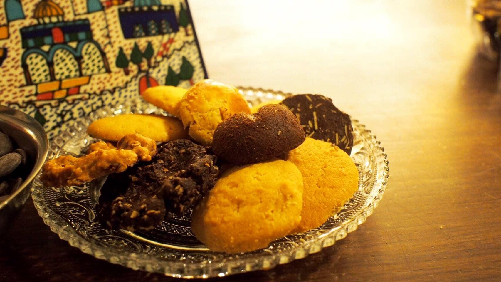 món ngon tại 4 thị trấn nổi tiếng đài loan: bánh ngọt tại izzy cafe