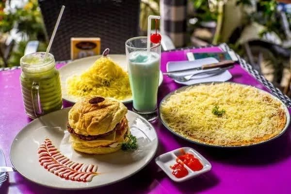 các món ăn nhanh ở indonesia