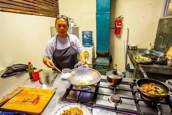 đầu bếp của nhà hàng yogyakarta