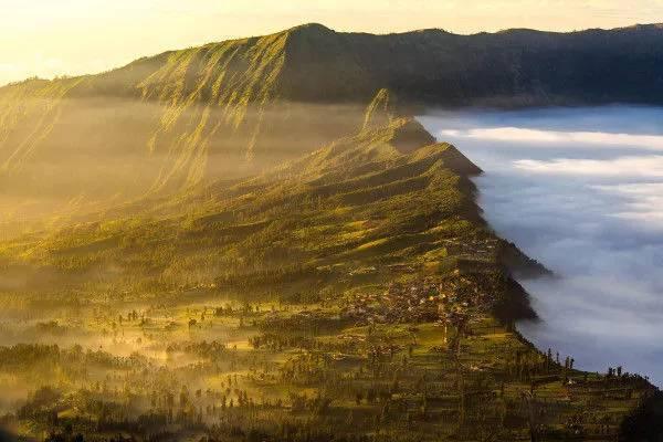 quần thể núi lửa tengger