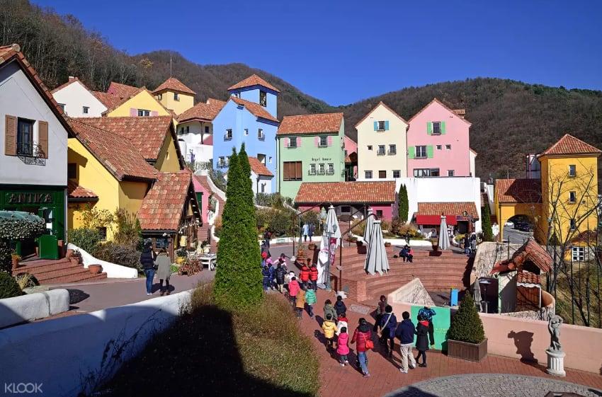 làng pháp petite france là một phim trường hàn quốc tuyệt đẹp