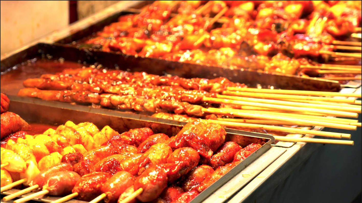 ẩm thực trạm mokdong