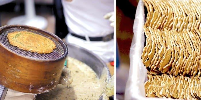 đậu phộng naeja là một món ăn truyền thống hàn quốc