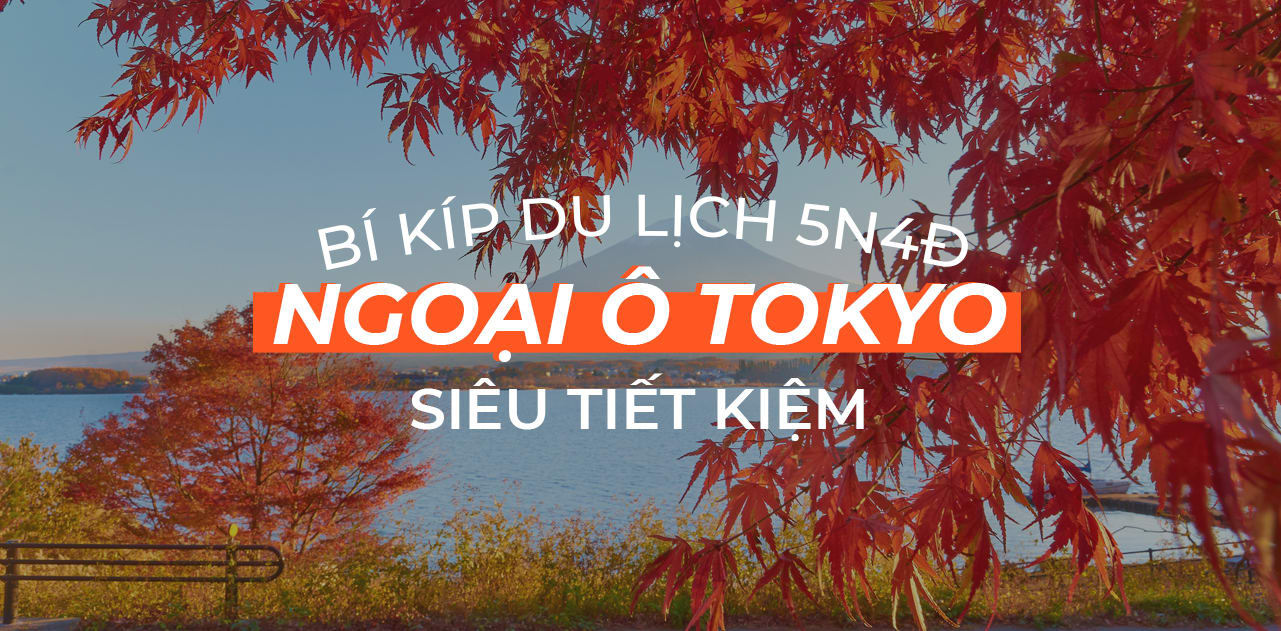 Ngoai o Tokyo Lake Kawaguchiko Thumbnail PTS