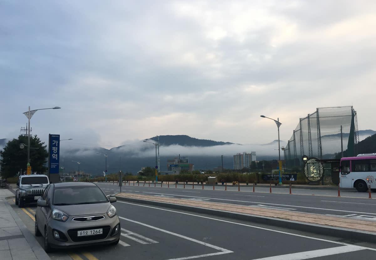đường cao tốc đến gapyeong