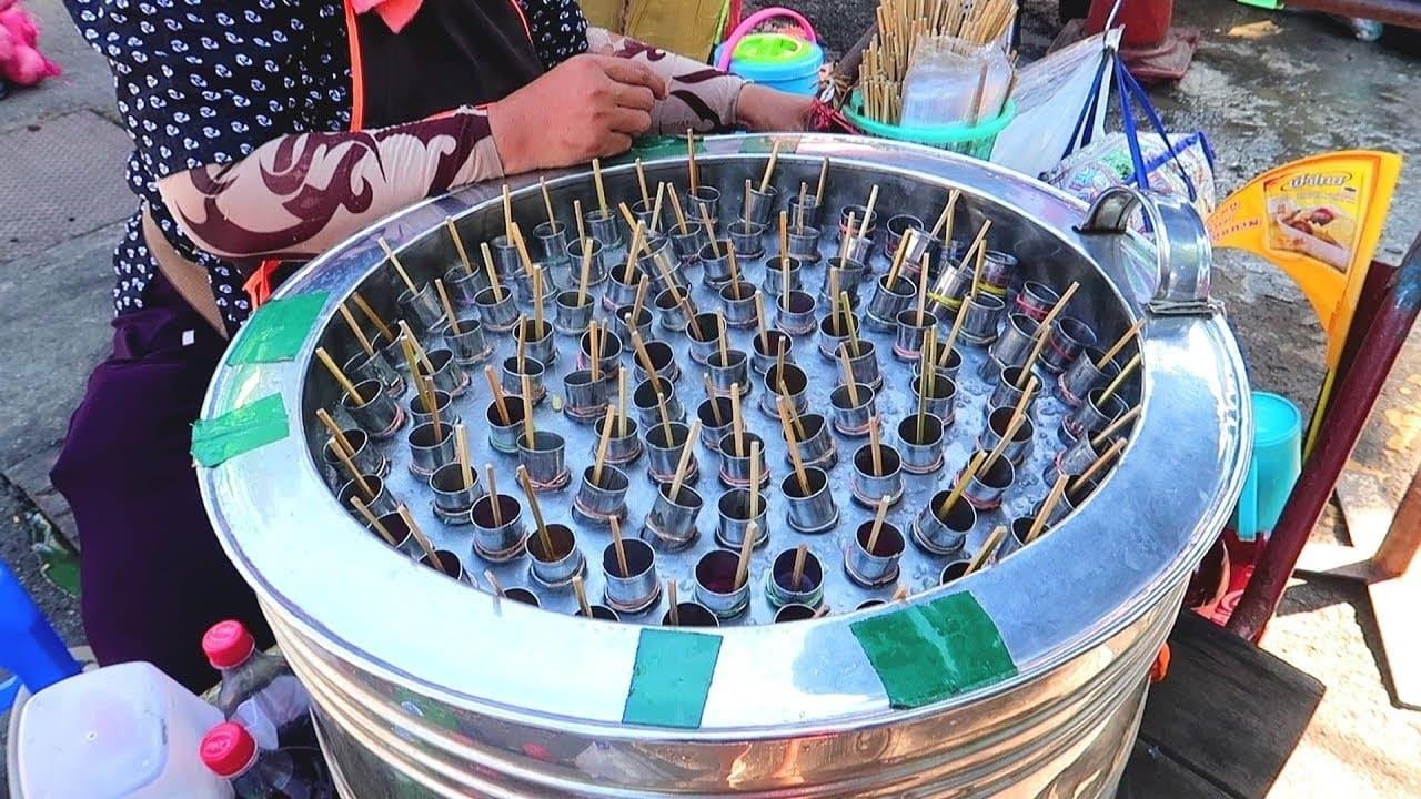 kem que tại chợ đêm chatuchak