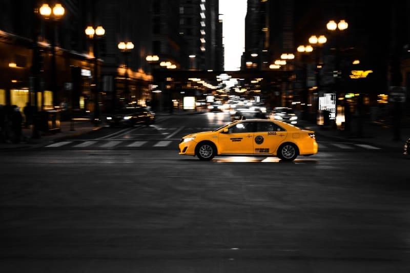 taxi tại hàn quốc