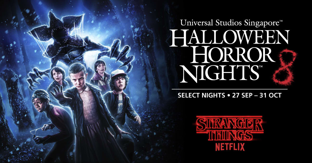 halloween horror night tại resorts world sentosa