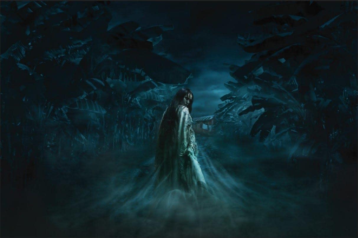 hình ảnh ma nữ taij halloween horror nights 8