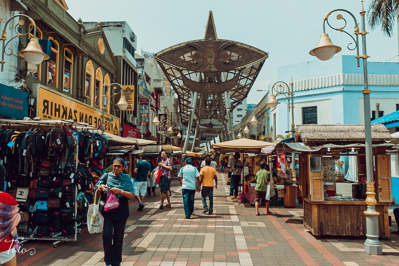 khu china town malaysia