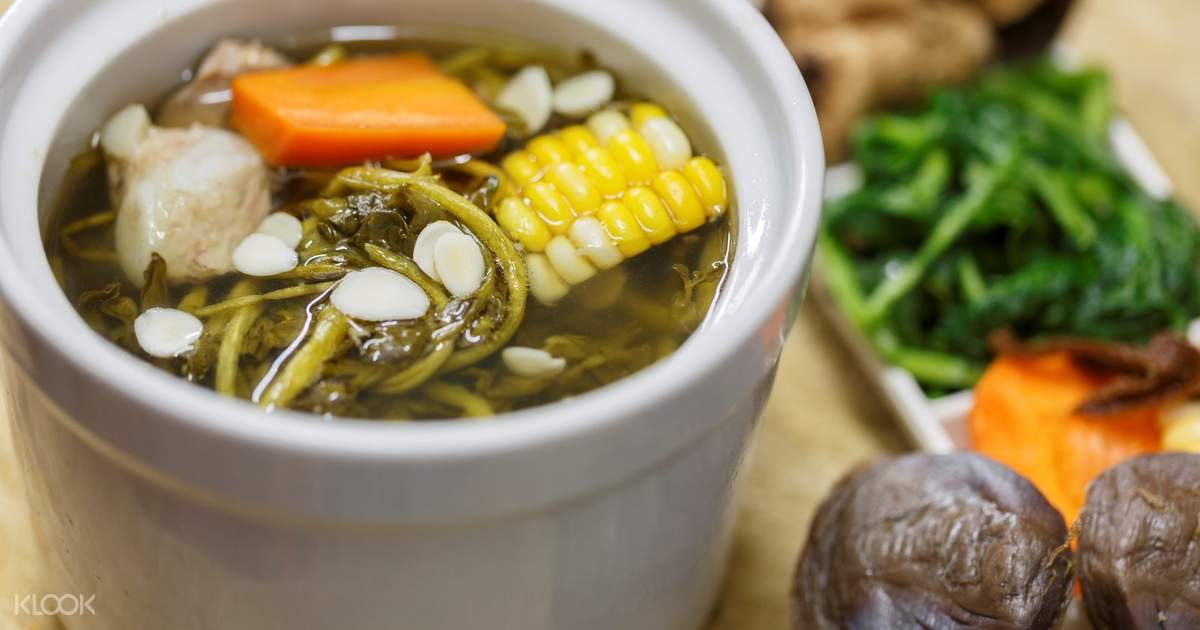 món súp tại Souper Authentic