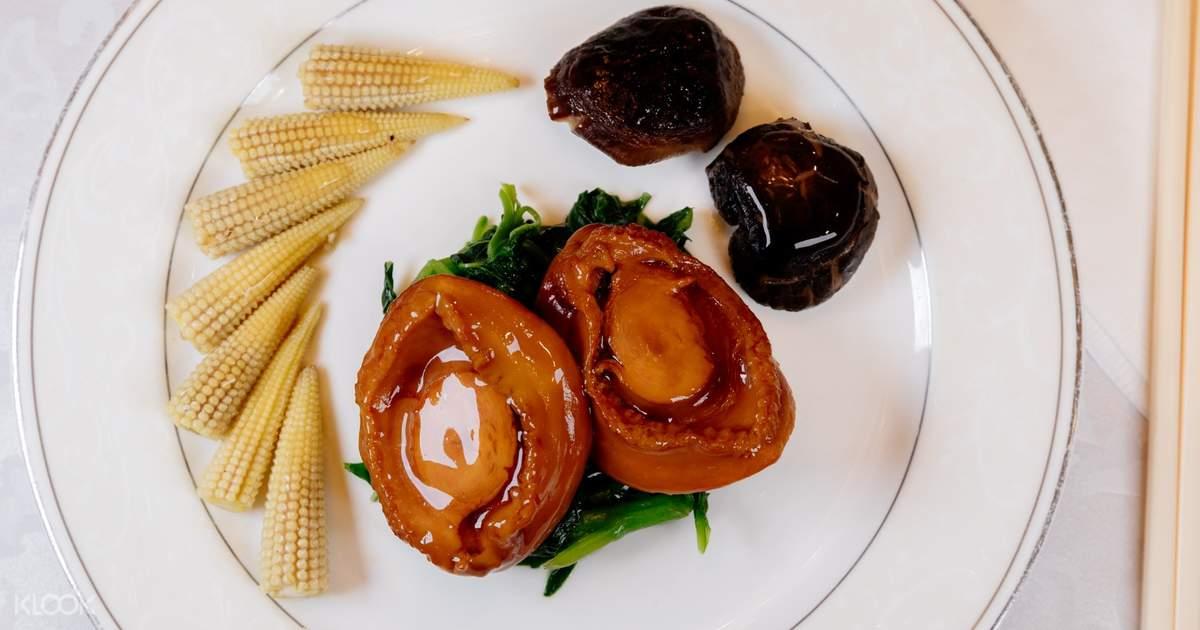 món ăn tại Tai Woo Seafood Restaurant