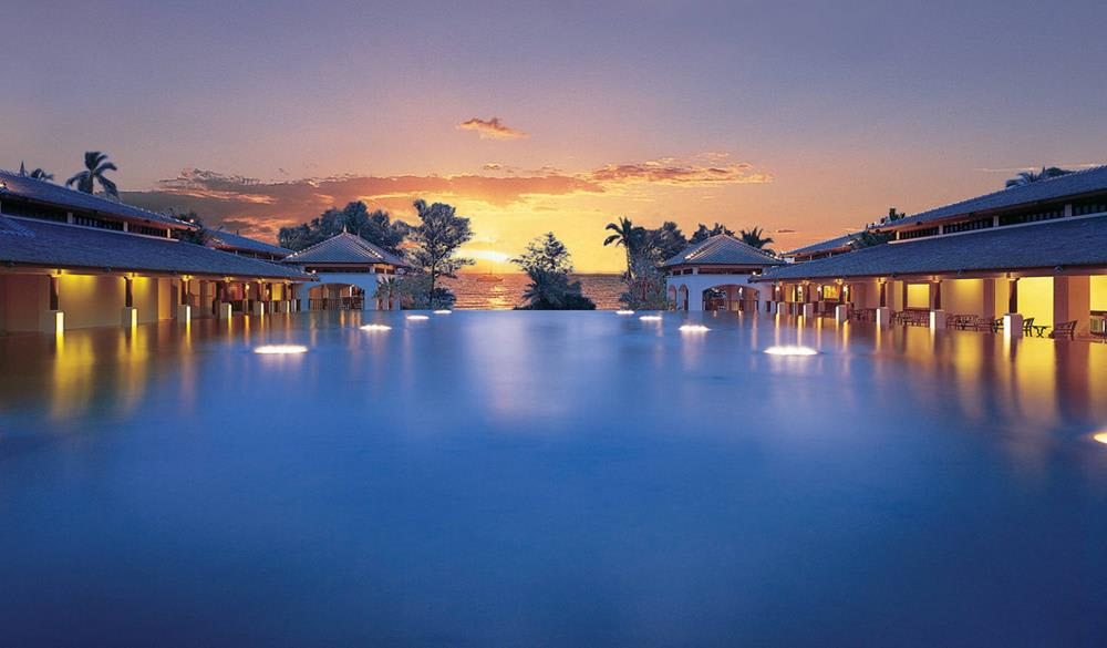 toàn cảnh khu nghỉ dưỡng JW Marriott Phuket
