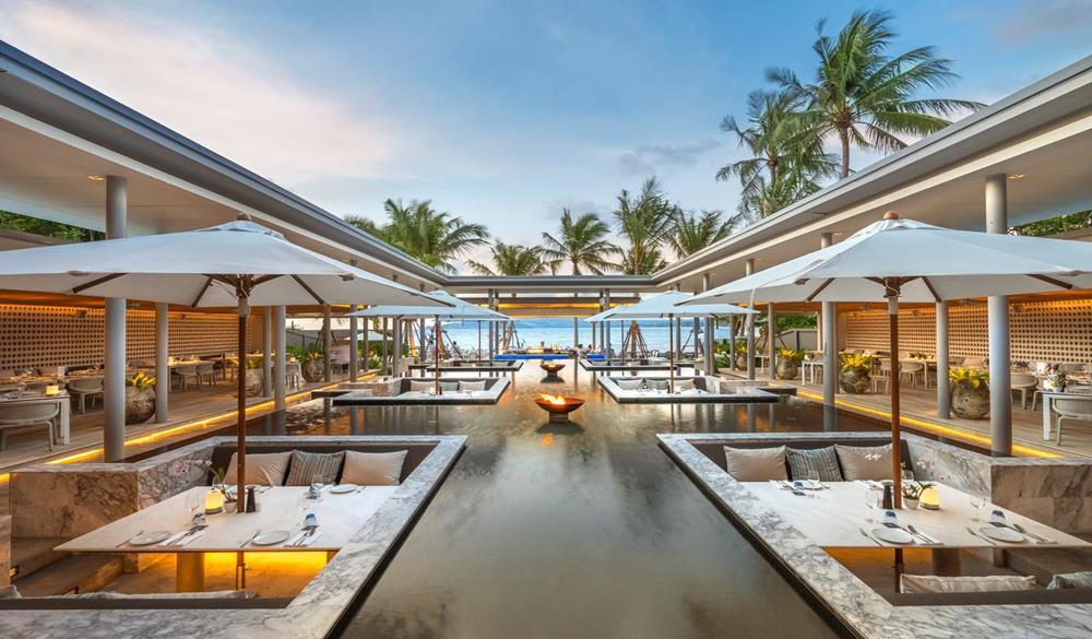 toàn cảnh khu nghỉ dưỡng Resort Twinpalms Phuket