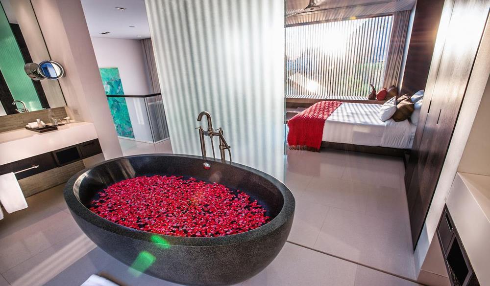 phòng spa tại Resort Twinpalms Phuket