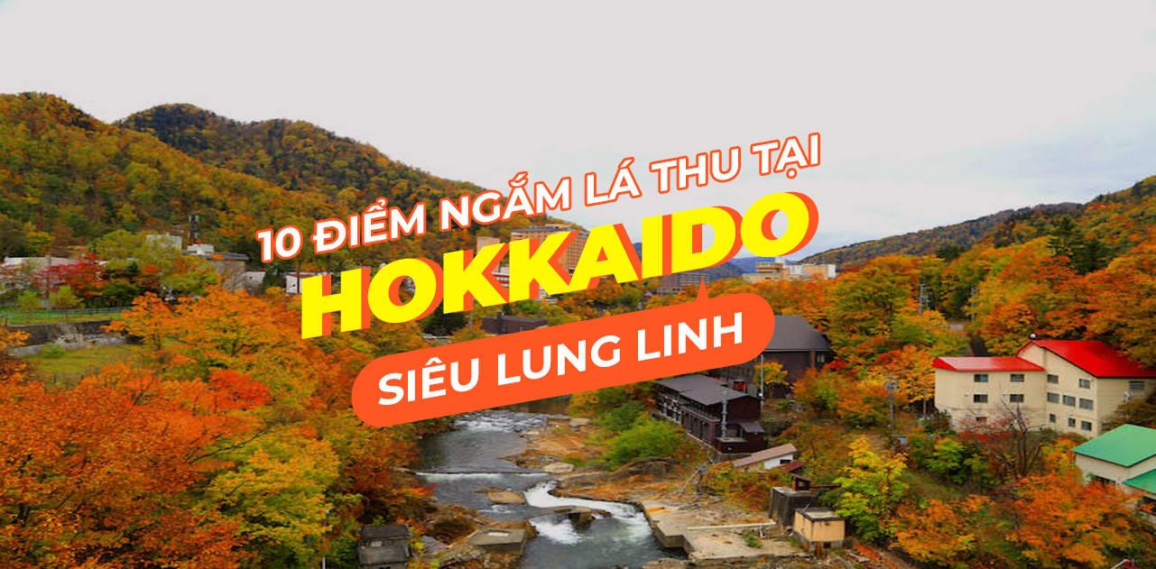 Hướng dẫn chi tiết đi chiêm ngưỡng lá phong Hokkaido 1