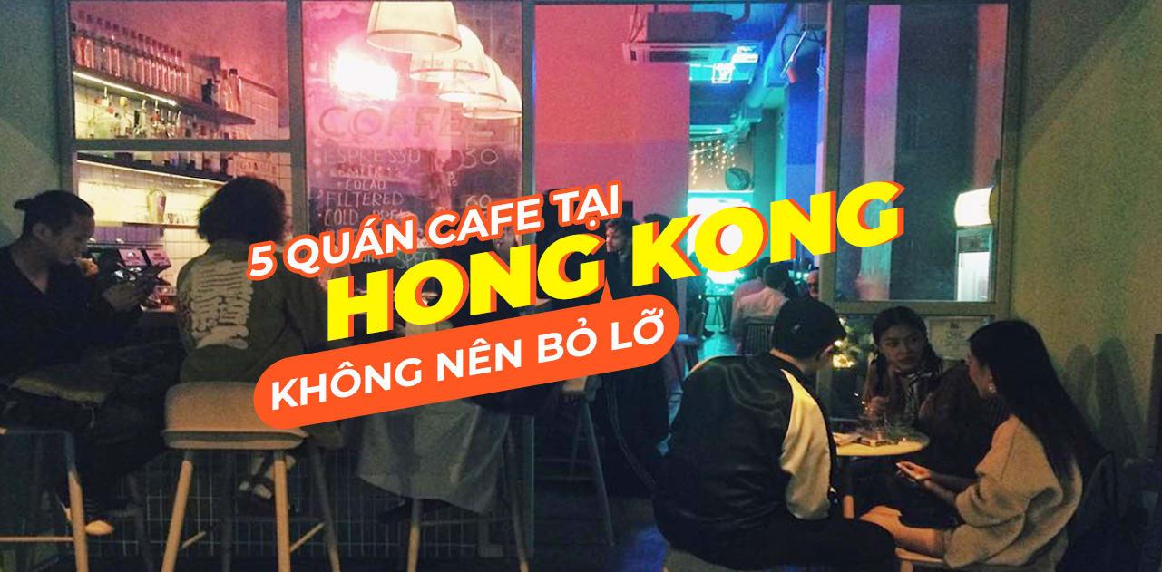5 quán cafe chụp ảnh đẹp ở Hong Kong đừng bỏ lỡ 1