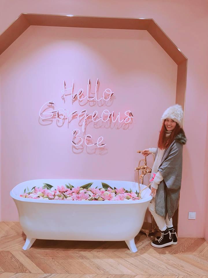 tiệm hoa ở seoul