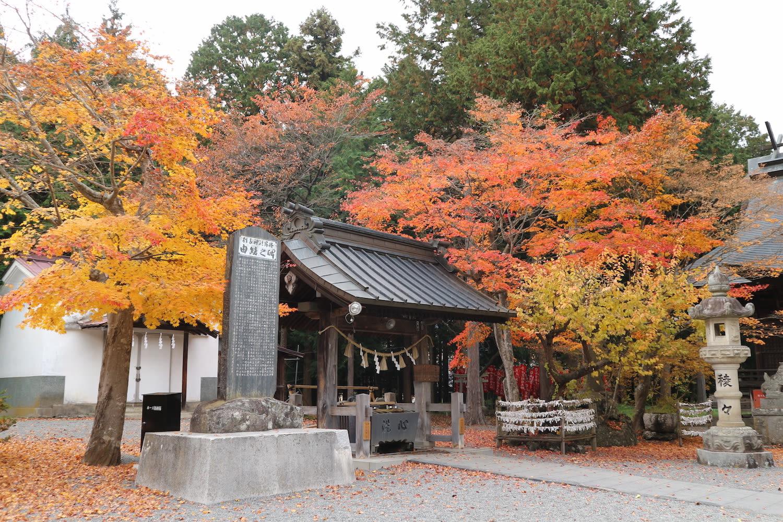 một đền thờ ở gần kawaguchi