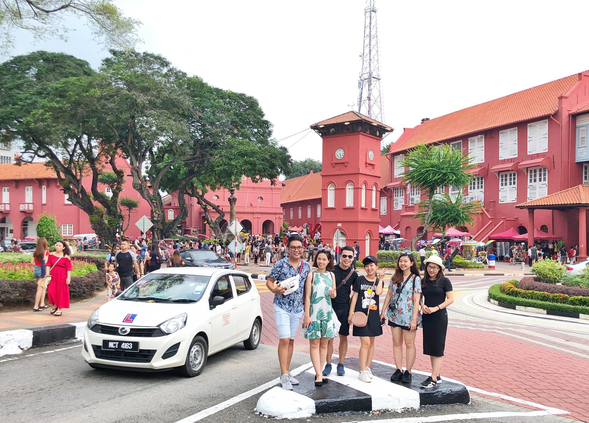 quảng trường hà lan dutch square