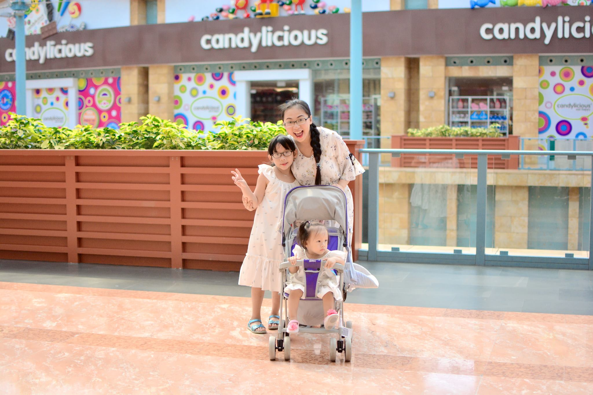 tại marina square shopping mall