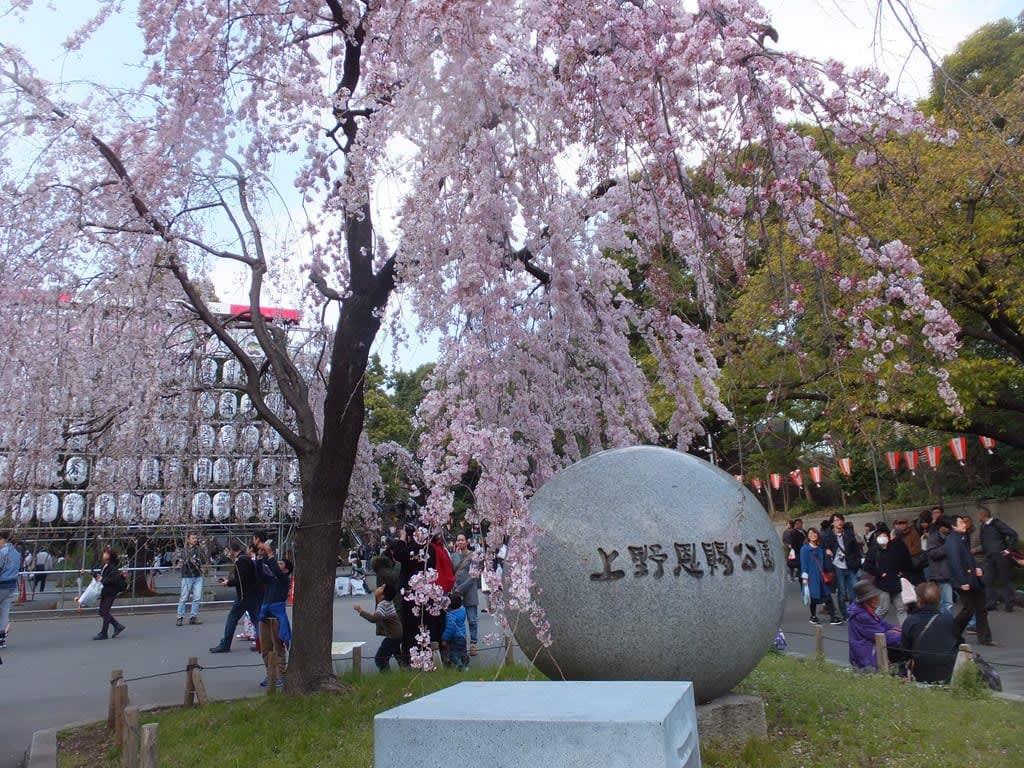 công viên ueno tokyo