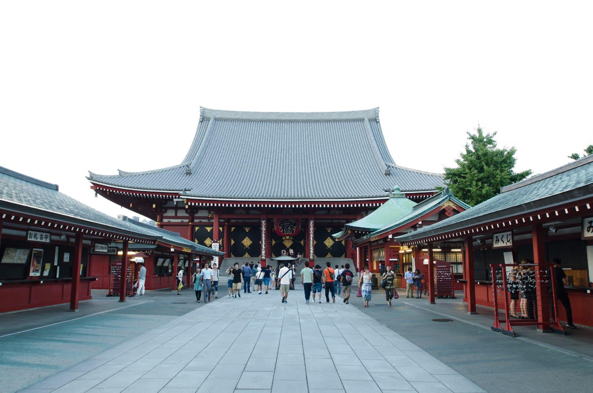 chùa asakusa