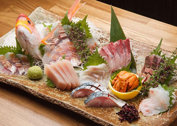 gỏi cá hwang-dom