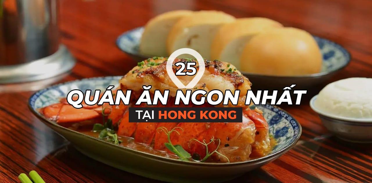 """Cẩm nang chi tiết """"ăn sạch"""" ẩm thực Hong Kong tiết kiệm, dễ dàng 1"""