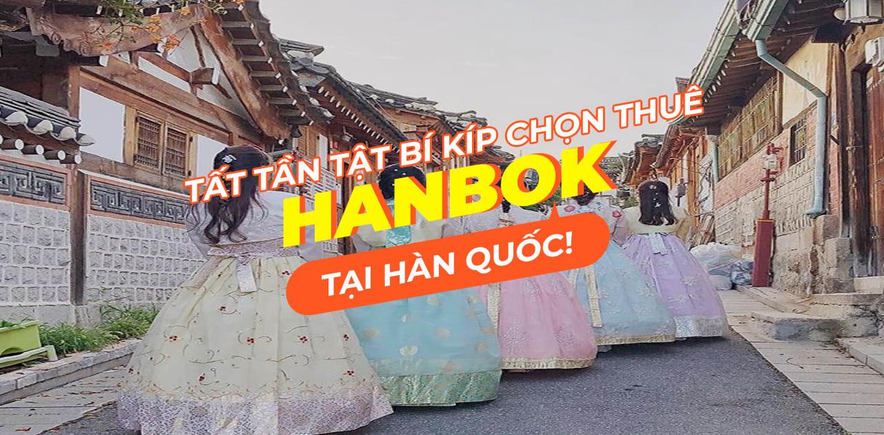 thuê Hanbok