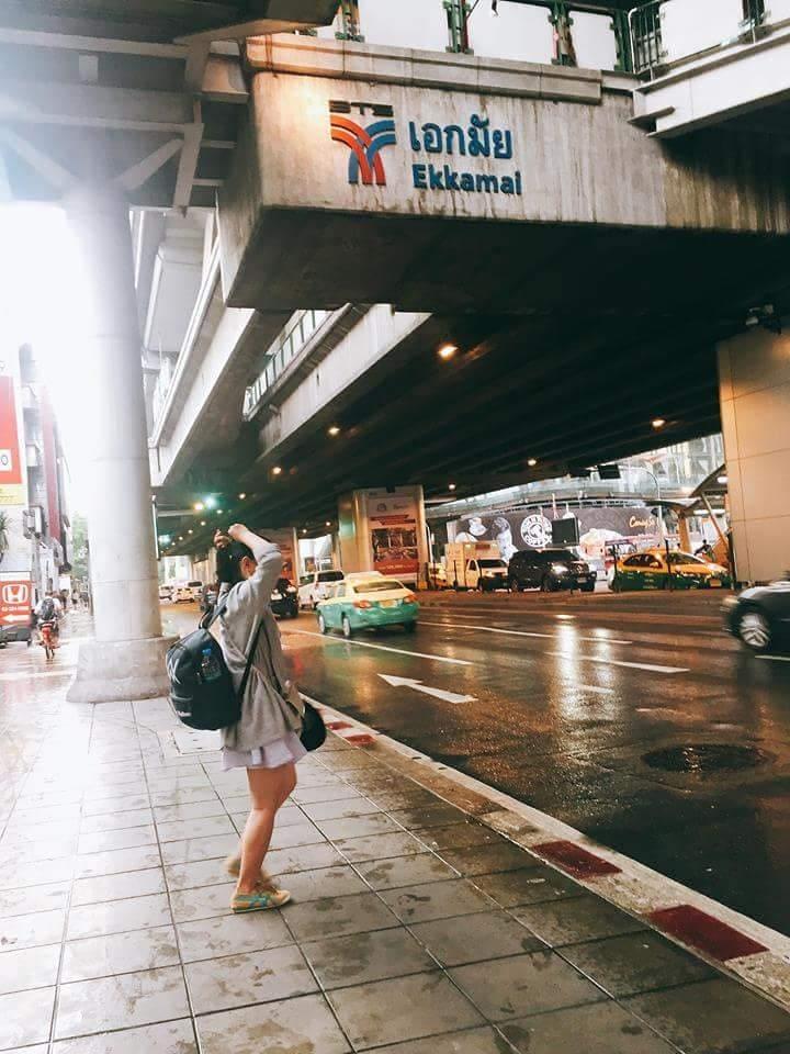 trạm BTS ekamai