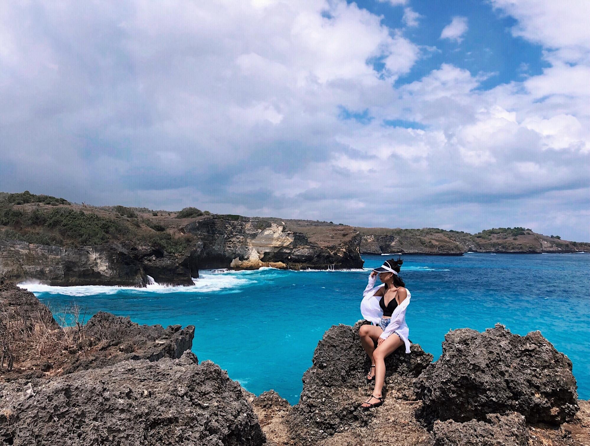 cảnh đẹp trên đảo nusa