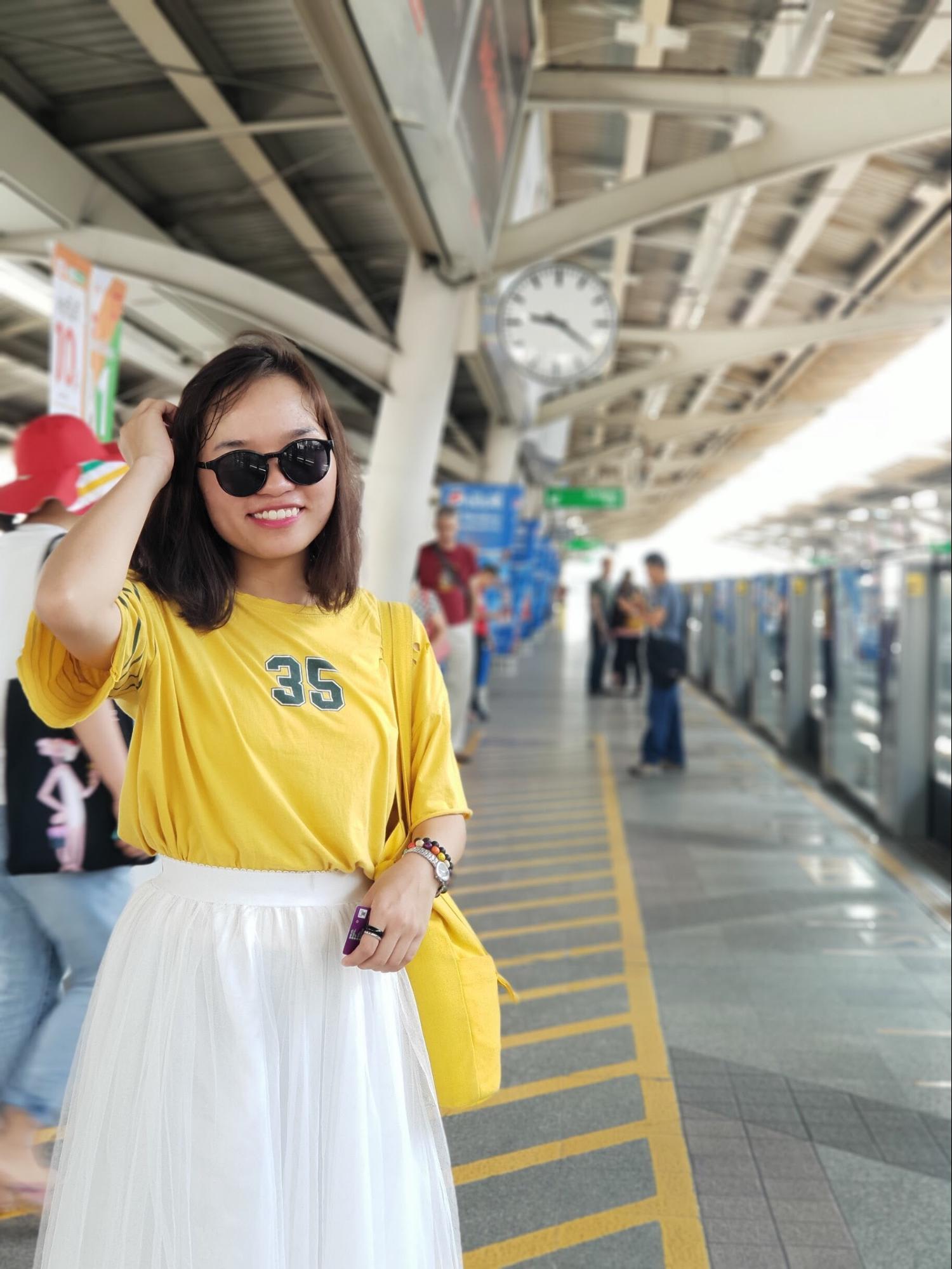trạm MRT hua lamphong