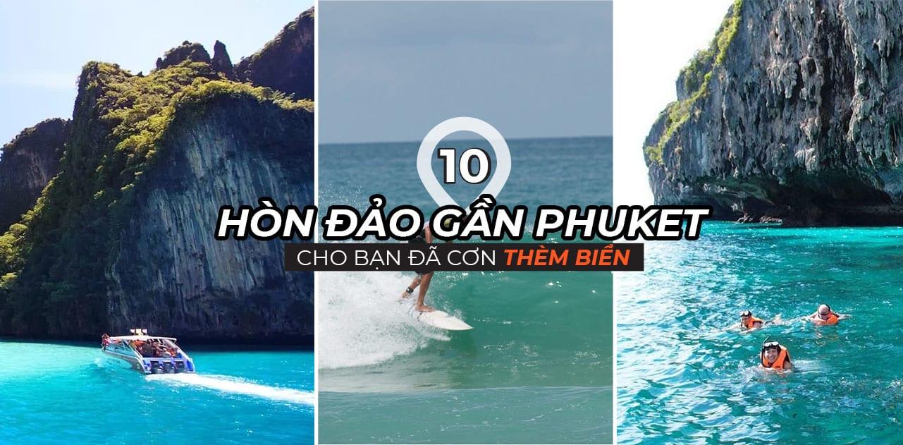 Đi Phuket, nên chọn bãi biển nào phù hợp nhất với bạn? 1