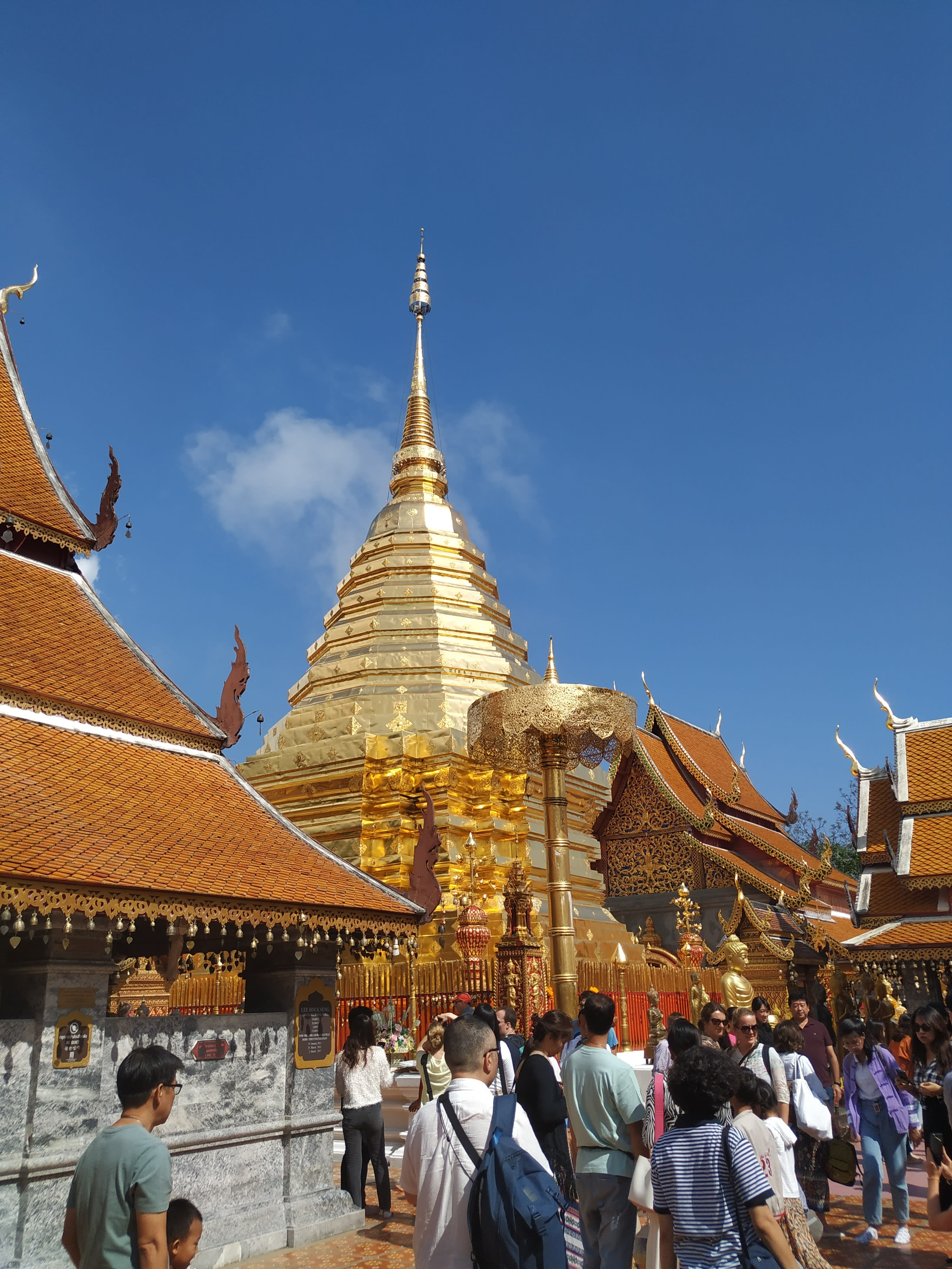 chùa doi suthep