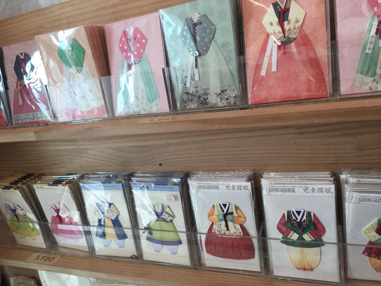 cửa hàng thuê hanbok ở seoul