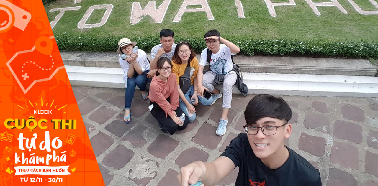 Hành trình 4N5Đ trải nghiệm Thái Lan – chuyến đi đầy ắp kỷ niệm 1