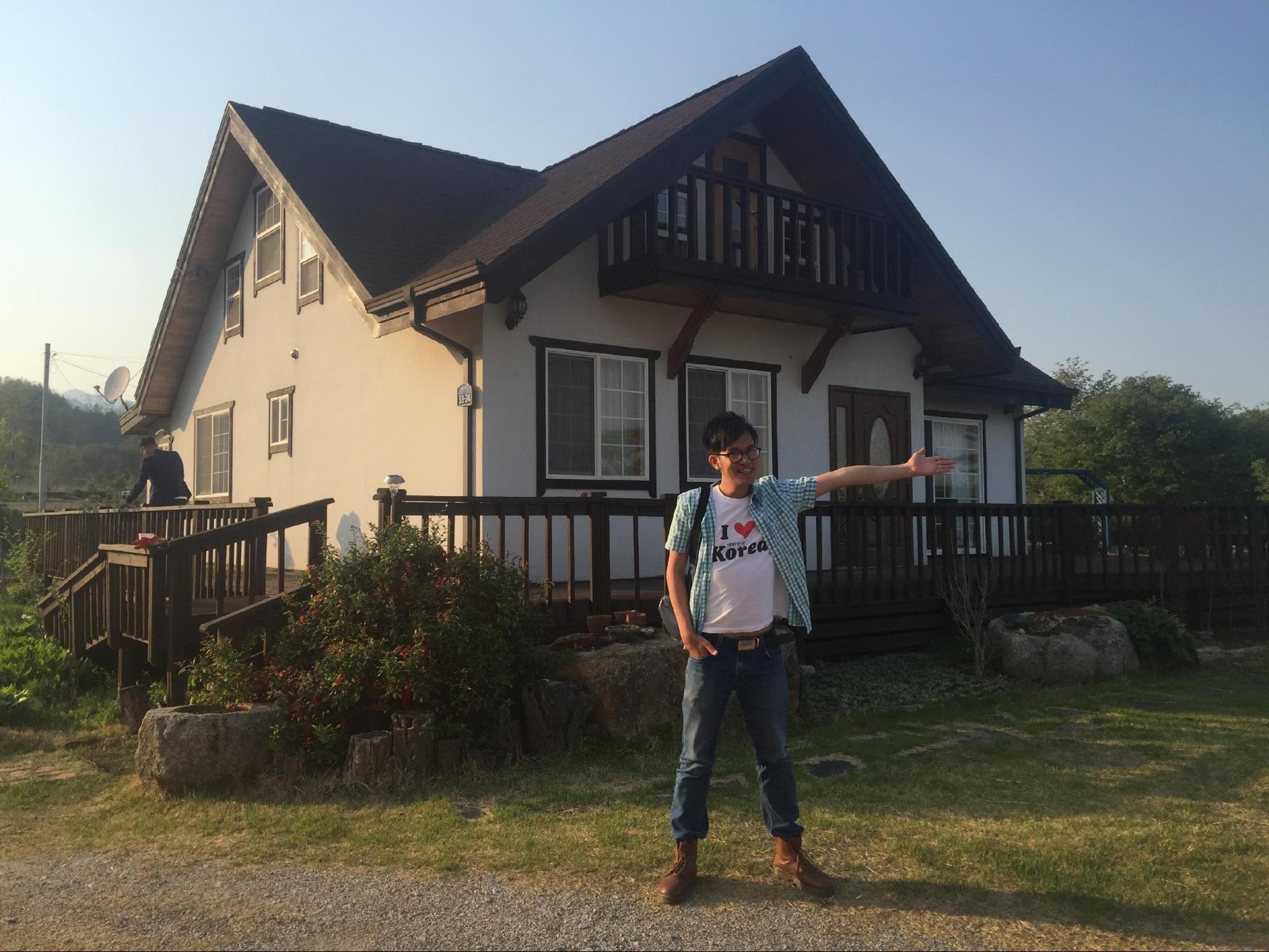 ngôi nhà của dayoung