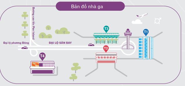 bản đồ ga tàu điện ngầm MRT