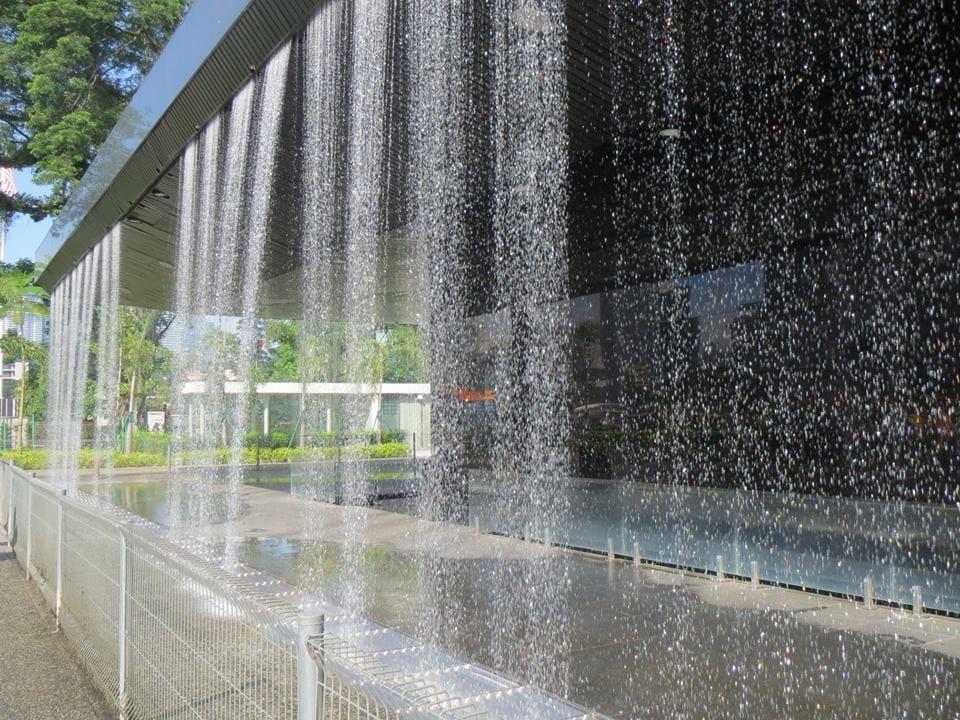 đài phun nước tại mederka